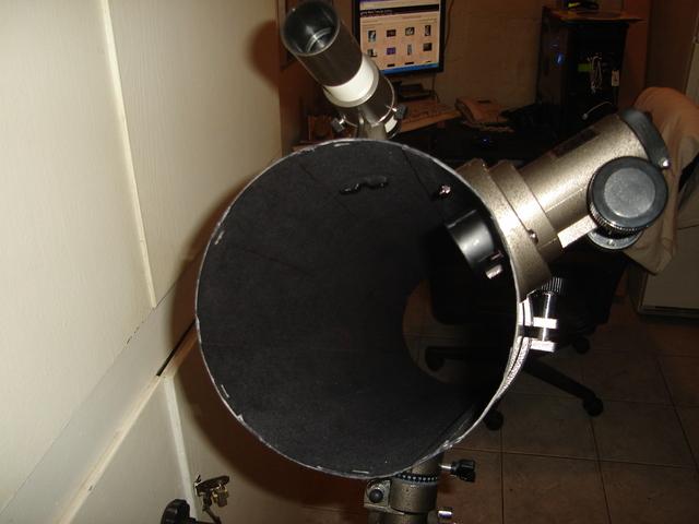 "6"" Telescope Dissection"