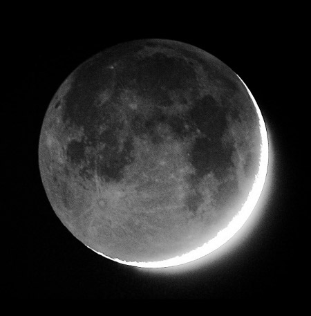 Old Moon In New Moons Arms >> Old Moon In New Moon S Arms Mwedel S Photos Photo Gallery