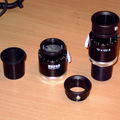 25mm Zeiss eyepieces