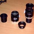 25mm Zeiss eyepieces