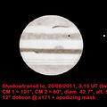 Jupiter 2011 08 20