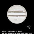 Jupiter 2011 11 15