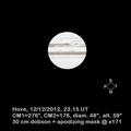 Jupiter 2012 12 12