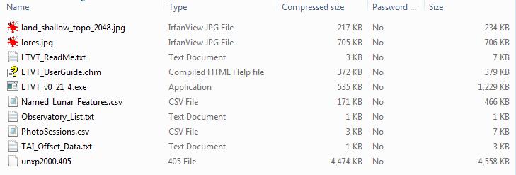 LTVT Files