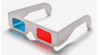 Red Cyan AnaglyphGlasses