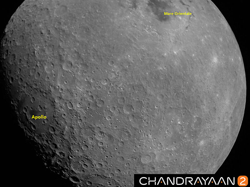 FirstMoonShot Chanrayaan2