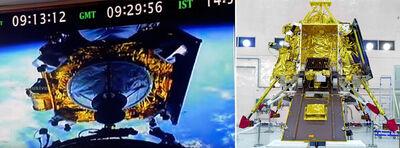 Chandrayaan 2 Lander And Rover