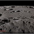 Clavius   snip from real time video By Sean Doran