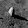 Rock Of interest For lunar Day 27 By Yutu 2 rover   close Up view