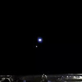 Change5 View Of Earth And Moon from L1