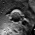 Tooley crater