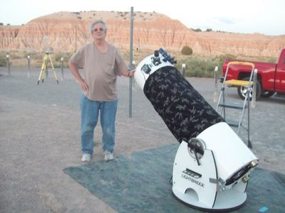 Freds Current Telescope