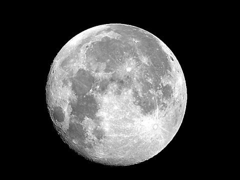 """6"""" 1529 lunar shot"""