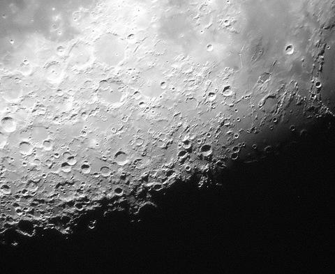 """6""""sct lunar w/ p&s"""