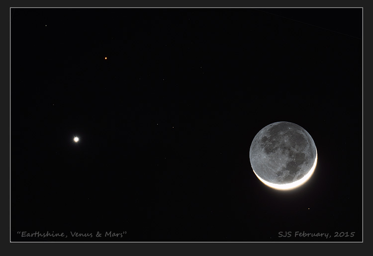 moon venus mars - HD4608×3456