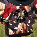"""AG Optical Systems 10"""" iDK with Old Glory finish 3"""