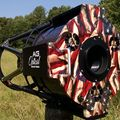 """AG Optical Systems 10"""" iDK with Old Glory finish 2"""