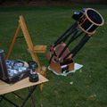 "12.5"" Obsession Reflector with Observing Chair"