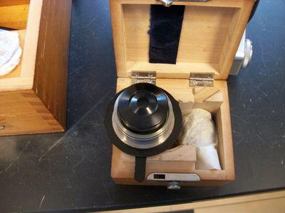 Ziess microscope. 6