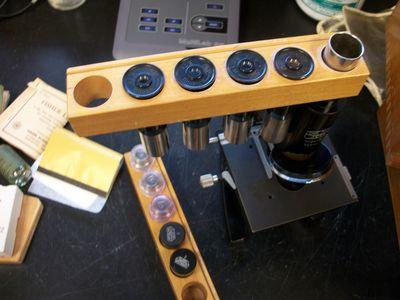 Ziess microscope. 2