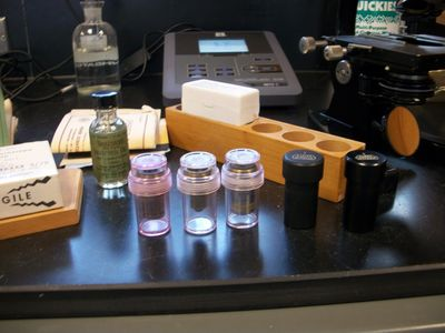 Ziess microscope
