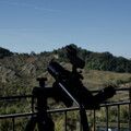 Observing outside Modena, Italy