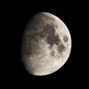Waxing Gibbous Moon 100