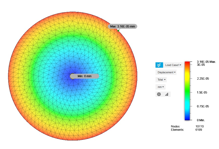 Mirror Design Using Fusion 360 - ATM, Optics and DIY Forum - Cloudy