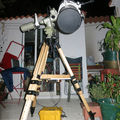34 tripod Is high To Get A Bit more Of southern Sky