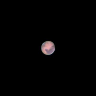 Mars - 20 May 2016
