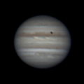 Jupiter and Io Transit - May 23, 2018