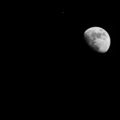 Our Moon and Jupiter