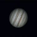 Jupiter on April 12 2016 as seen from Florida