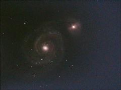 M51 18x5s G400 10x5s darks