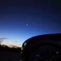 Planets And Mustang