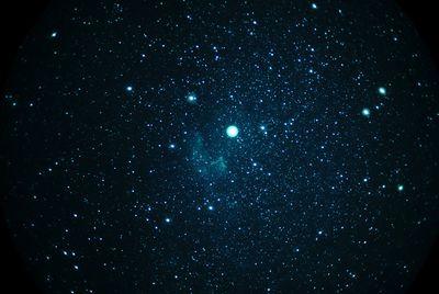 IC59 IC63 Nebs Cass Zeiss200mmf2 6nmHalpha 30sec 100iso