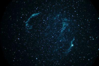 VeilNebulaComplex Cygnus Zeiss200f2 6nmHalpha 30sec 100iso