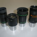"""Low Power 1.25"""" Eyepieces"""