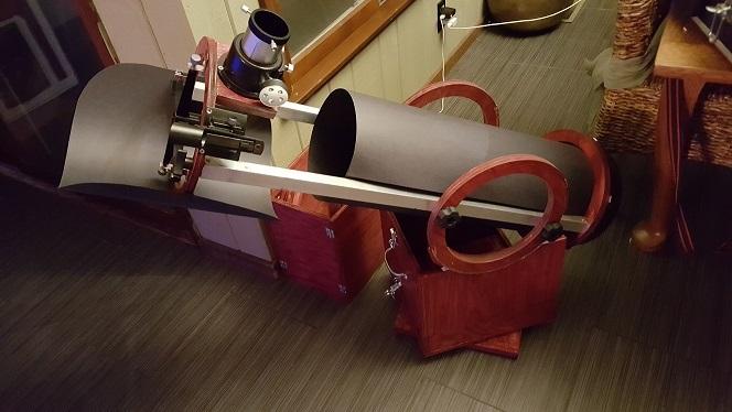 15 optical tube