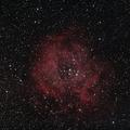 Rosette Nebula (Caldwell 49) - 28 December 2016