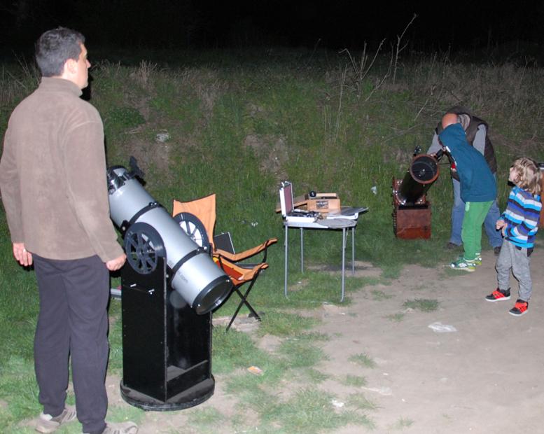 Formarea viitoarei generatii De telescopisti.DSC 8044