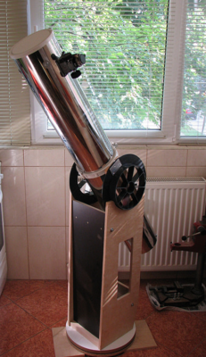 ''Hind'' Telescope 158mm X 1240 mm