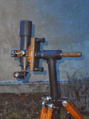 RFT 60x310mm ,diagonal and 31mm Plossl