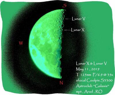 Lunar X V.11Mai.2019