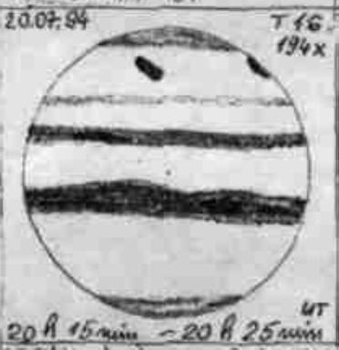 Impact Jupiter  SL9.v2