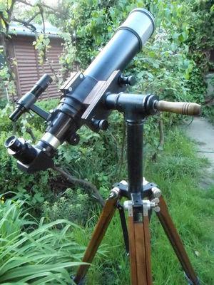 90x600mm ''zoth'' refractorDSCN5161