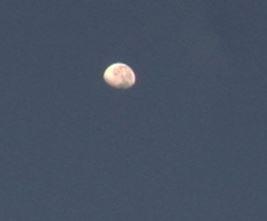 Moon webcam Paranal 15.02.17