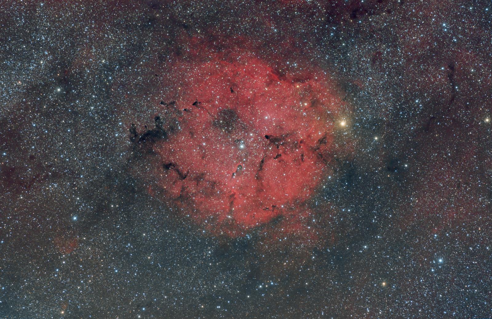 IC 1396 RGB+HA