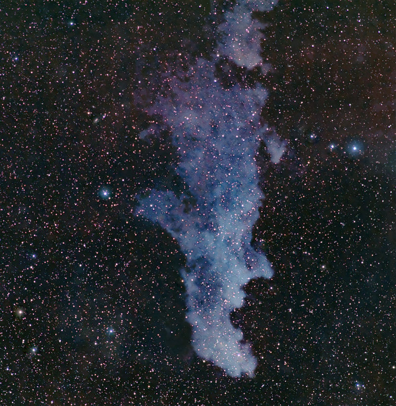 Witch Head Nebula, IC 2118