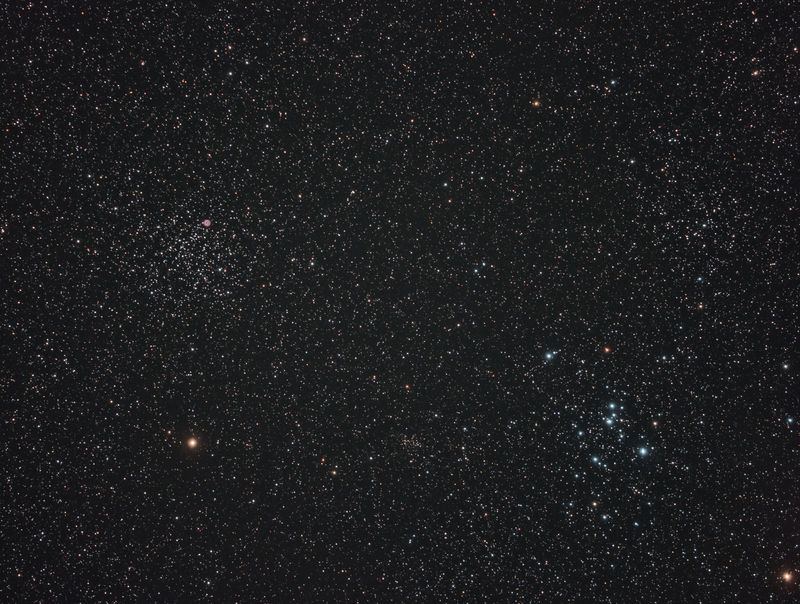 M46 and M47